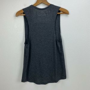 soulcycle Tops - SoulCycle Gray Seattle Logo Muscle Tank Top